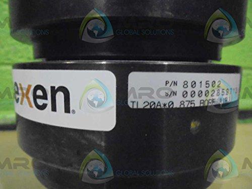 Nexen 801502, Open Air Engaged Torque Limiter