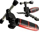 EDTara Bike Biaxial Chain Repair Tool Bicycle Chain Splitter Cutter Breaker with Rubber Handle