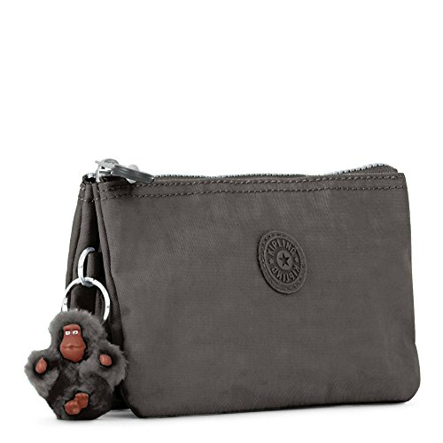 Kipling Grey Pouch Large Dusty Creativity Women's rwxFqaXr