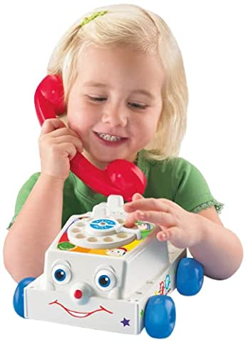 Fisher-Price Disney/Pixar Toy Story 3 Big Talking Chatter Telephone - Fisher Price Chatter Telephone