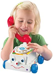 Fisher-Price Disney/Pixar Toy Story 3 Big Talking Chatter Telephone