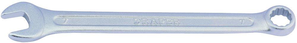 Draper 1 x 68032 Metric Combination Spanner (10mm), Blue, 10 mm