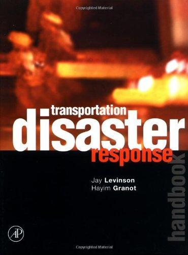 Download Transportation Disaster Response Handbook Pdf