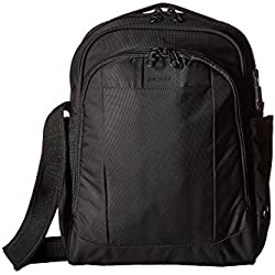 5bffe0b4f 1 of Pacsafe Metrosafe LS250 12 Liter Anti Theft Shoulder Bag - Fits 11  inch Laptop, Lightweight (1.46 lbs) with RFID Blocking Pocket and Lockable  Zippers ...
