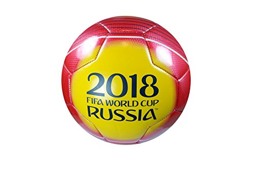 FIFA Official Russia 2018 World Cup Official Licensed Size 5 Ball 01-13 by FIFA