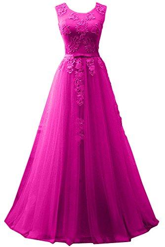 Topkleider - Vestido - trapecio - para mujer rosa 44