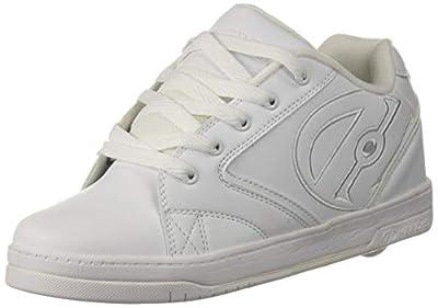 Heelys Unisex Propel 2.0 Tennis Shoe, White,