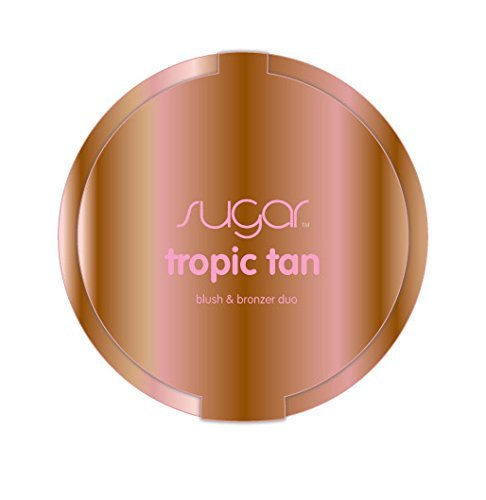 TROPIC TAN BLUSH AND BRONZER DUO