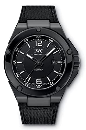 amazon com iwc ingenieur automatic amg black ceramic mens watch iwc ingenieur automatic amg black ceramic mens watch iw322503