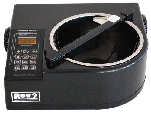 Chocovision Chocolate Tempering Machine Revolation 2, Black, 220V