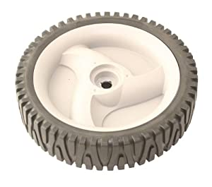 Husqvarna 583719501 Wheel and Tire Assembly 8-Inch by 1.75-Inch For Husqvarna/Poulan/Roper/Craftsman/Weed Eater by Husqvarna