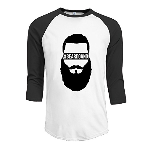 Price comparison product image Unisex BEARD GANG Half Sleeve Soft Tshirts