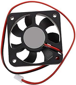 NA Cooling Fan 80 mm x 80 mm x 15 mm 8015MS DC 12V 0.2A Long-Life Bearings