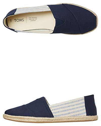 TOMS Men's Alpargata Rope Loafer Flat