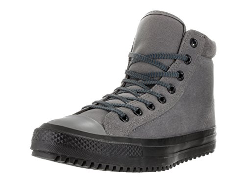 with paypal cheap online Converse Mens Chuck Taylor All Star Boot PC Coated Leather Hi Charcoal Grey/Blue Lagoon/Black cheap purchase outlet manchester great sale the cheapest cheap price JuyGZ