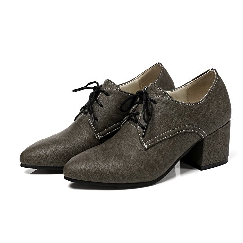 Donna D Odomolor Kitten Solid heels Pu Amagooter wYtUC