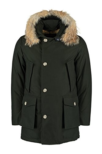 Verde W0cps2211 Uomo Woolrich Arctic Xl Anorak Parka v8wO0qnXv