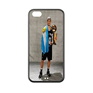 Diy design iphone 6 (4.7) case, Exclusive Manu Ginobili plastic hard case skin cover for iPhone 6 AB938415