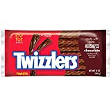 Twizzlers Chocolate Licorice Twists, 5-Ounce