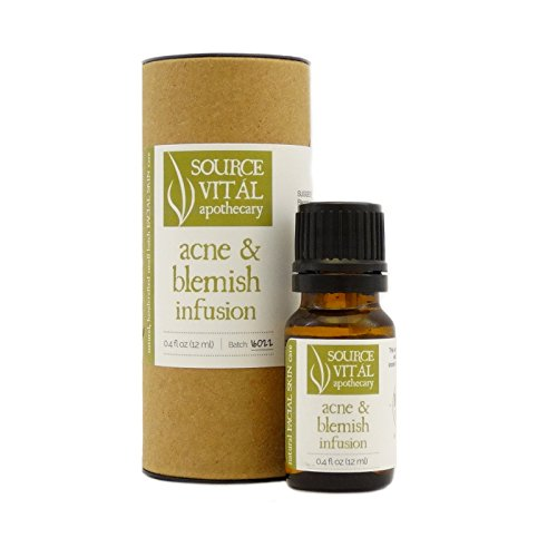 Acne and Blemish Infusion From Source Vitál Apothecary - A