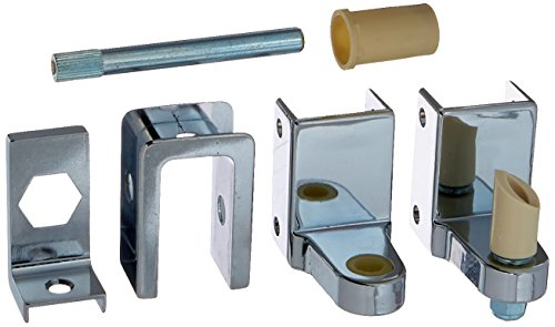CRL Gravity Hinge Assembly for Restroom Partitions ()