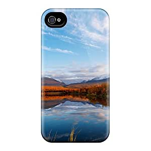 Cynthaskey Case Cover For Iphone 4/4s Ultra Slim MarsACZ8053eFUtf Case Cover