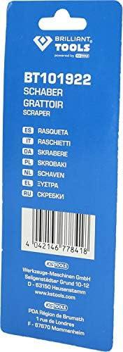 1-TLG Brilliant Tools BT090900 Pied de biche Bleu//Noir
