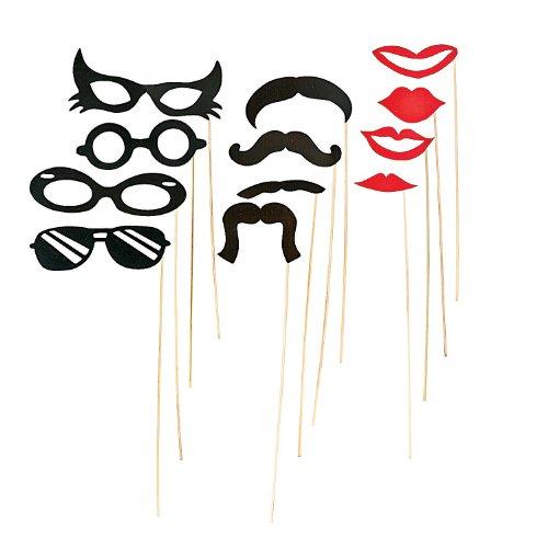 (Fun Express - Stick Costume Props - Apparel Accessories - Costume Accessories - Costume Props - 12 Pieces)