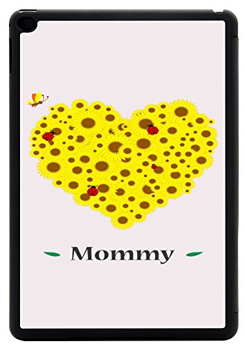 rikki-knight-mommy-name-yellow-flowers-heart-on-pink-background-design-ipad-air-2-smart-case-for-app