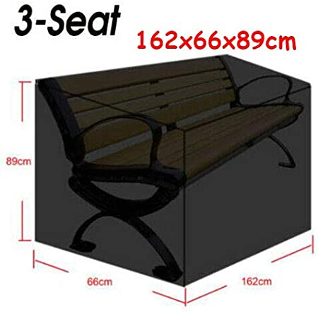Pronto Patio Appeso Uovo Sedia Copertura Outdoor Rattan Wicker Swing Chair Impermeabile Anti-Polvere Mobili da Giardino Copertura 190 x 115 cm 2 Posti 134 * 66 * 89