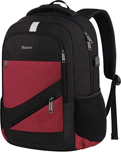 Backpack Business Anti Theft Lightweight Resistant