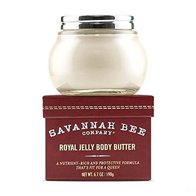 The Savannah Bee Company Luxurious Royal Jelly Body Butter Cream 6.7oz