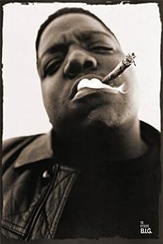 Notorious Big/Smoke Poster Drucken (60,96 x 91,44 cm)
