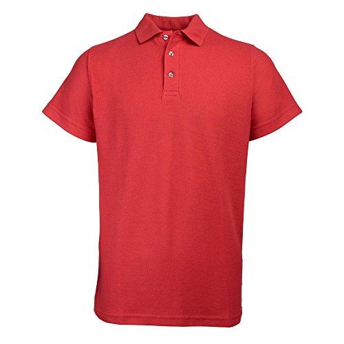 RTY ropa de trabajo camisa de Polo de piqué de peso pesado