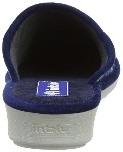 Caviglia Sulla Ci000070 Pantofole Aperte Inblu Blu Donna IwzfqnH