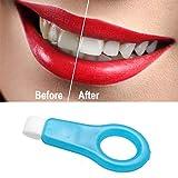 Pro Nano Teeth Whitening Kit, LEEGOAL Nano Natural Teeth Whitener System Tool Teeth Cleaning Whitener Brush Tooth for Brown Tooth Smoke, Fruit Juice, Coffee, Tea Etc.