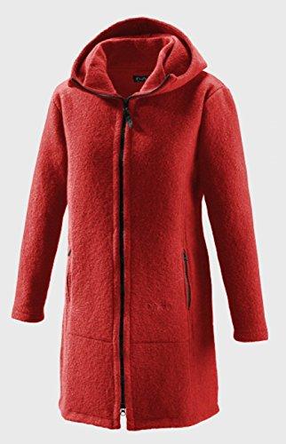 Rika Mufflon Mufflon Rika Rika Rosso cappotto Rubino cappotto Mufflon cappotto Rosso Rosso Rubino r8Tgr5q