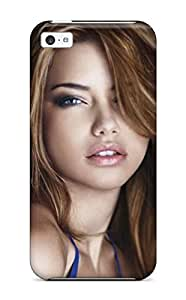 Faddish Phone Celebrity Adriana Lima Case For Iphone 5c / Perfect YY-ONE