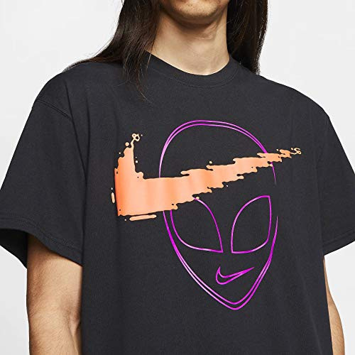 Nike Festival Glow in The Dark T-Shirt Men's Cz8924-010 3