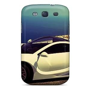 Hard Plastic Galaxy S3 Case Back Cover,hot Korea Sport Car Case At Perfect Diy