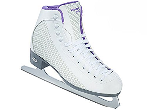 womens ice skates soft boot - 6