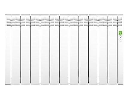 Rointe DNW1210RAD - Radiador eléctrico bajo consumo (RAL 9016, 1210 W, 240 V