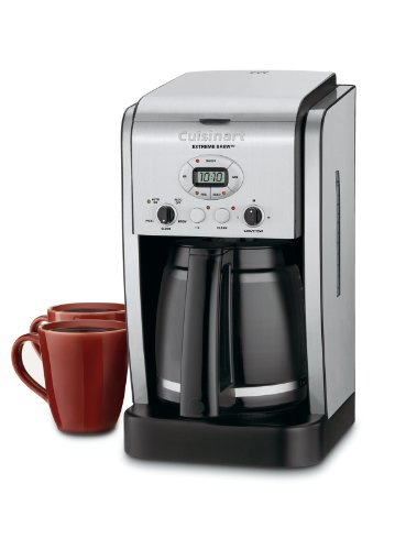 Cuisinart Carafe Coffee Maker Instructions : Cuisinart DCC-2650 Brew Central 12-Cup Programmable Coffeemaker Desertcart