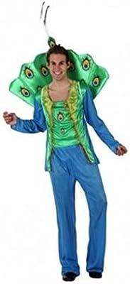 Disfraz de pavo real: Amazon.es: Juguetes y juegos