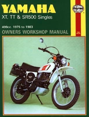 [(Yamaha XT, TT and SR500 Singles 1975-83 Owner's Workshop for sale  Delivered anywhere in USA