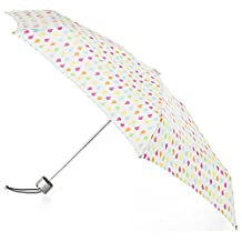 Totes Mini Manual paraguas con NeverWet
