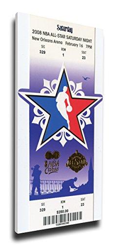 - That's My Ticket 2008 NBA All-Star Game Slam Dunk Contest Mega Ticket Wall Decor, Dwight Howard, Magic