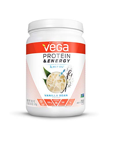 Vega Protein Energy Vanilla Servings product image
