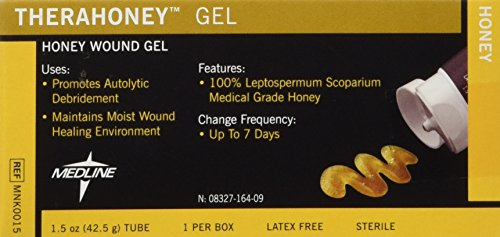 TheraHoney Wound Gel, 1.5 oz. Tube (1/each) ()