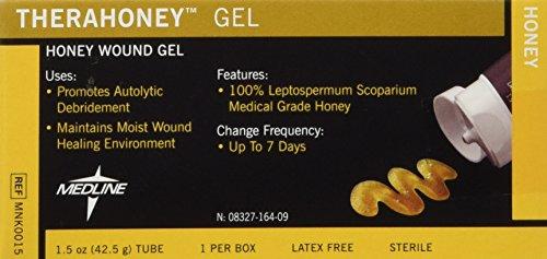 TheraHoney Wound Gel, 1.5 oz. Tube (1/each) -